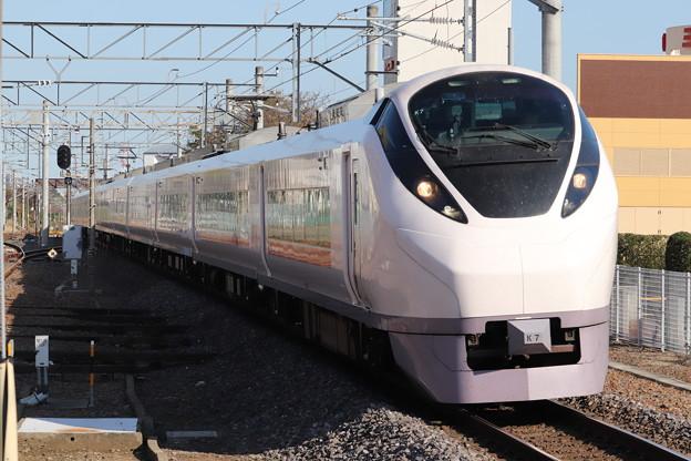 常磐線 E657系K7編成 14M 特急ひたち14号 品川 行 2019.11.09