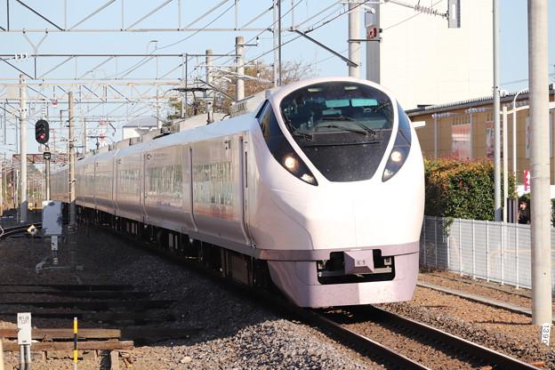 常磐線 E657系K1編成 76M 特急ときわ76号 品川 行 2019.11.09