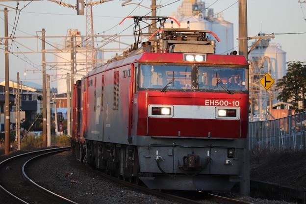 常磐線 2094レ EH500-10牽引 2019.11.09 (15)