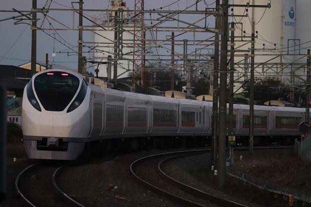 常磐線 E657系K13編成 67M 特急ときわ67号 勝田 行 2019.11.09 (1)