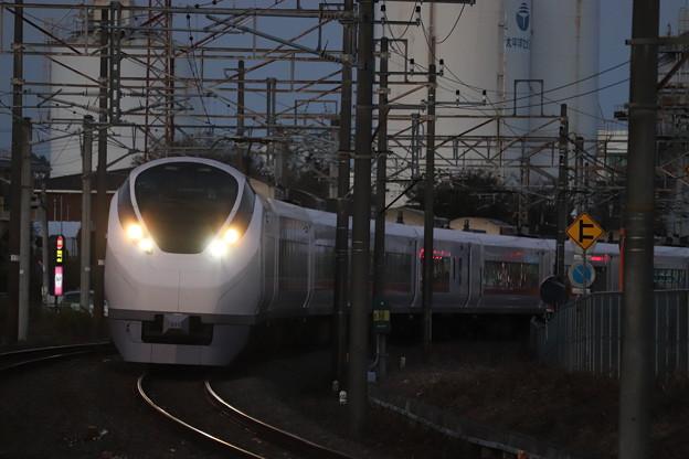 常磐線 E657系K11編成 20M 特急ひたち20号 品川 行 2019.11.09