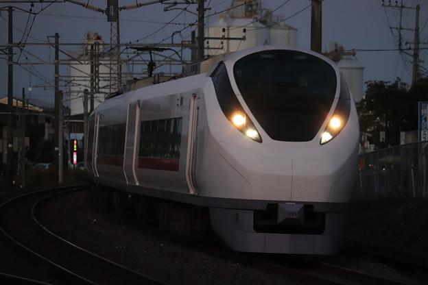 常磐線 E657系K11編成 20M 特急ひたち20号 品川 行 2019.11.09 (1)