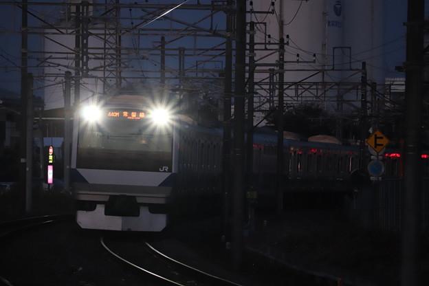 常磐線 E531系 440M 普通 上野 行 2019.11.09