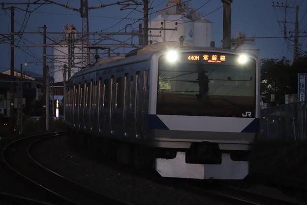 常磐線 E531系 440M 普通 上野 行 2019.11.09 (1)