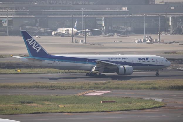 全日空 ANA B777-200ER JA709A (2)