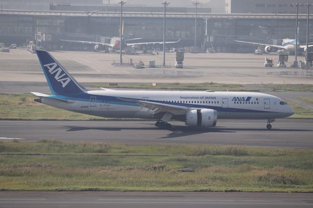 全日空 ANA B787-8 JA801A