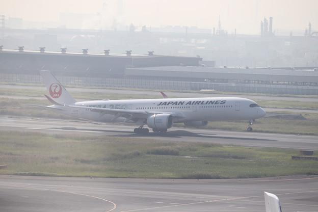 日本航空 JAL A350-900 JA03XJ