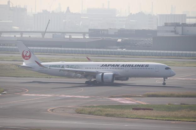 日本航空 JAL A350-900 JA03XJ (1)