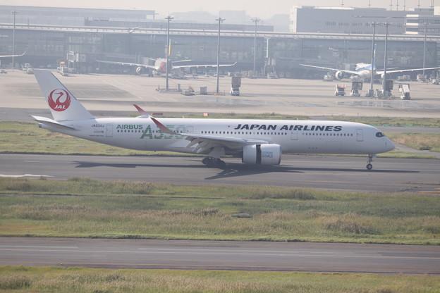日本航空 JAL A350-900 JA03XJ (3)