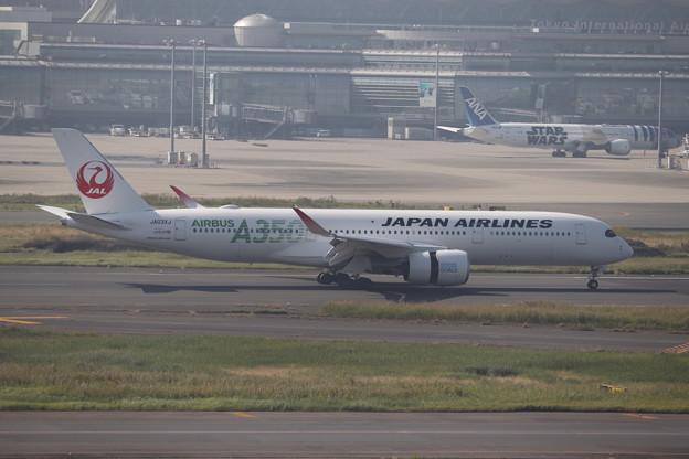 日本航空 JAL A350-900 JA03XJ (4)