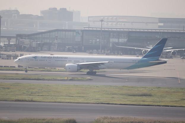 ガルーダインドネシア航空 B777-300ER PK-GIG