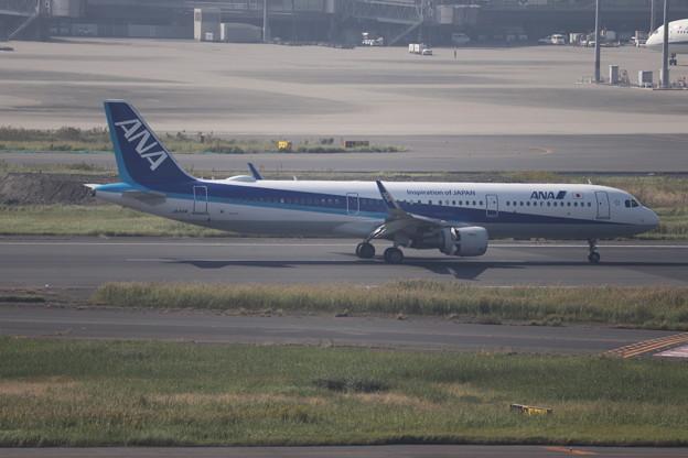 全日空 ANA A321-200N JA114A (2)