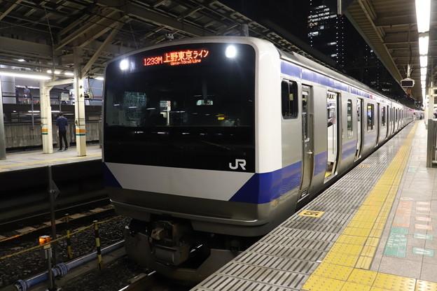 上野東京ライン E531系K466編成