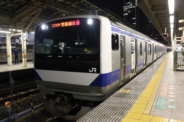 上野東京ライン E531系K466編成 (1)