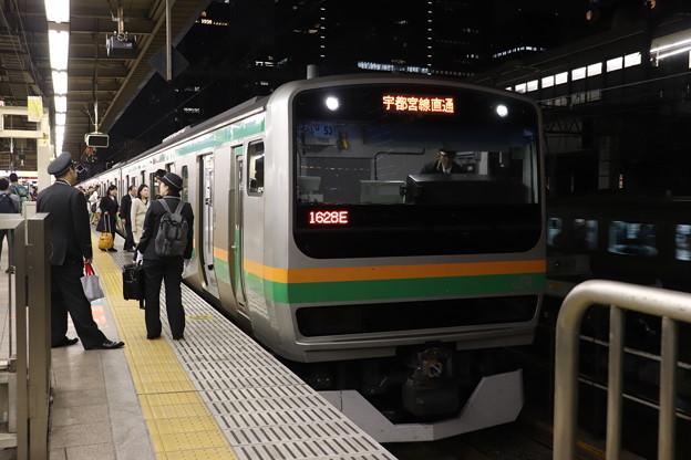 上野東京ライン E231系1000番台U53編成 (1)