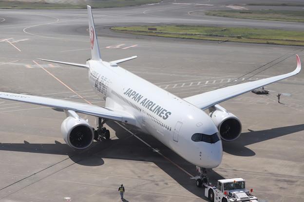 日本航空 JAL A350-900 JA02XJ