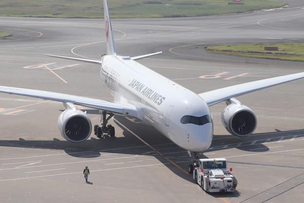 日本航空 JAL A350-900 JA02XJ (1)