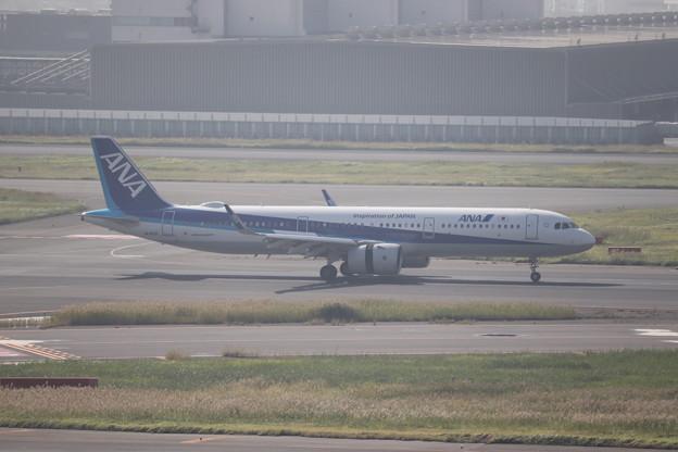 全日空 ANA A321-200N JA140A