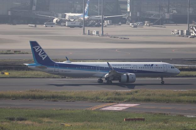 全日空 ANA A321-200N JA140A (2)
