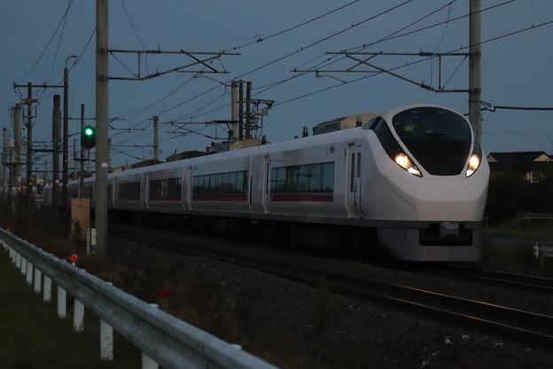 Photos: 日没前のE657系 2019.11.17