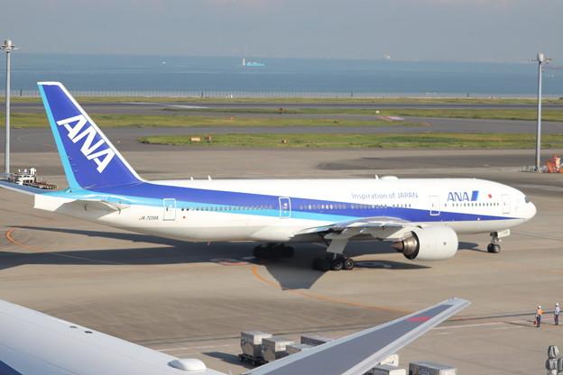 全日空 ANA B777-200ER JA709A