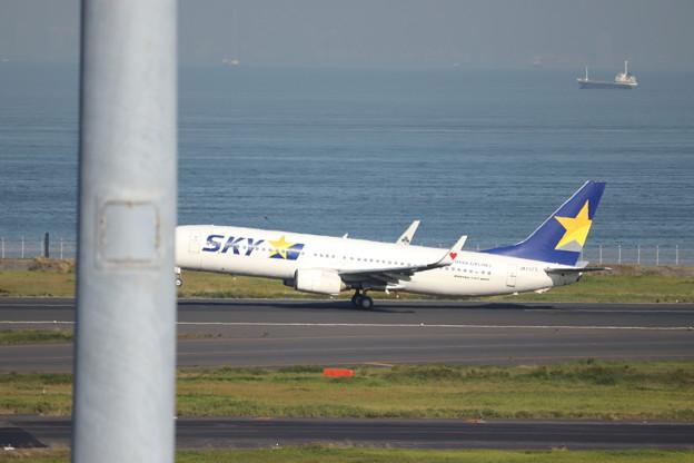 スカイマーク SKY B737-800 JA737T
