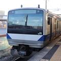 Photos: 常磐線 E531系K418編成 346M 普通 上野 行 2019.11.30