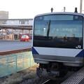 Photos: 常磐線 E531系K418編成 346M 普通 上野 行 2019.11.30 (1)