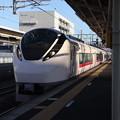 常磐線 E657系K2編成 2060M 特急ときわ60号 上野 行 2019.11.30