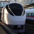 常磐線 E657系K2編成 2060M 特急ときわ60号 上野 行 後追い 2019.11.30