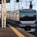 Photos: 常磐線 E531系K478編成 346M 普通 上野 行 2019.11.30