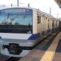 Photos: 常磐線 E531系K478編成 346M 普通 上野 行 2019.11.30 (1)