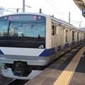 Photos: 常磐線 E531系K478編成 346M 普通 上野 行 2019.11.30 (2)