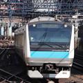 京浜東北線 E233系1000番台サイ164編成 (1)