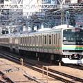 Photos: 東海道線 E231系1000番台K-08編成 (1)