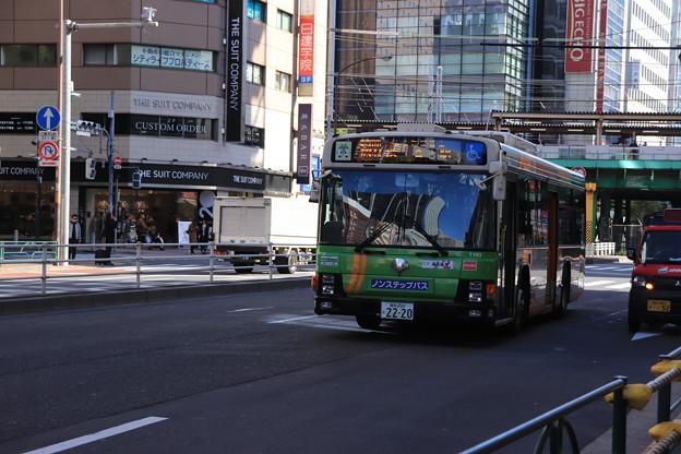 都営バス 渋88系統 (1)