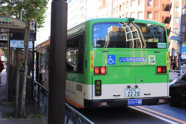 都営バス 渋88系統 (3)