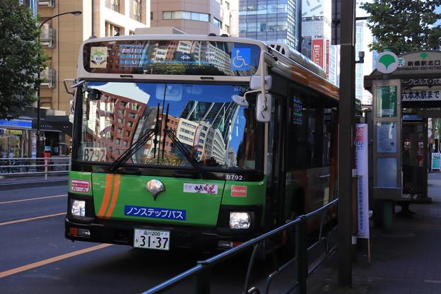 都営バス 都01系統 (1)