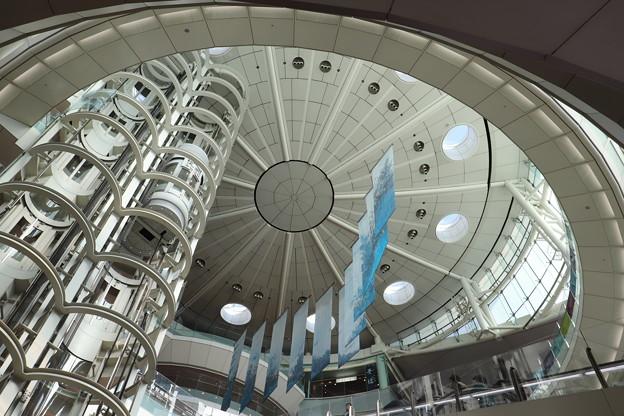羽田空港第二ターミナル エレベーター