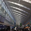 羽田空港第二ターミナル 出発ロビー