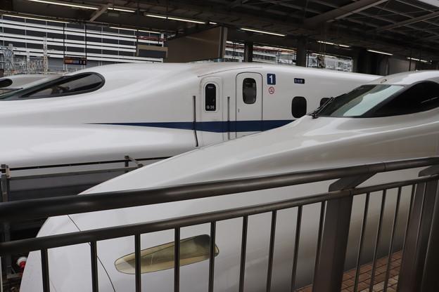 東海道新幹線 N700系1000番台(N700A)G36編成