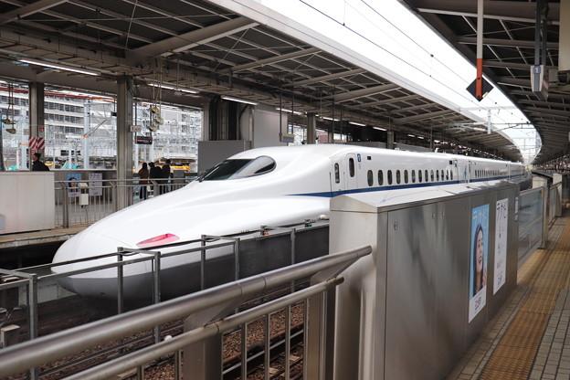 東海道新幹線 N700系1000番台(N700A)G36編成 (1)