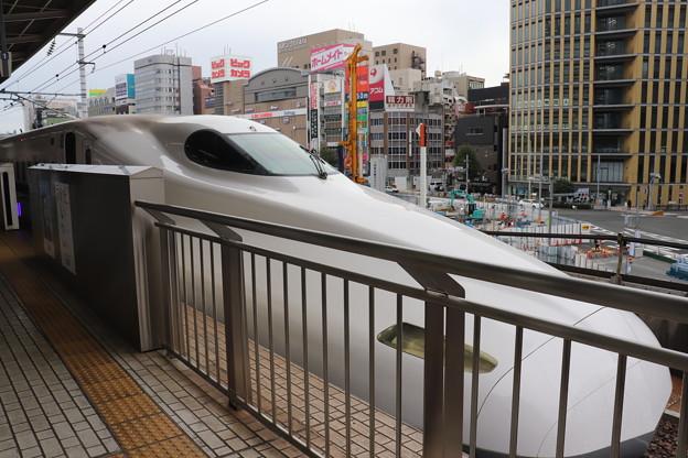 東海道新幹線 N700系1000番台(N700A)G13編成 (1)