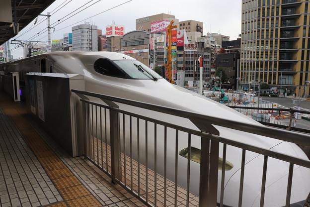 東海道新幹線 N700系1000番台(N700A)G13編成 (2)