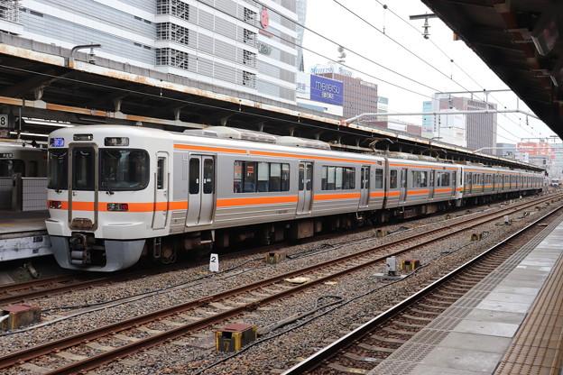 中央線 313系1300番台B-401編成