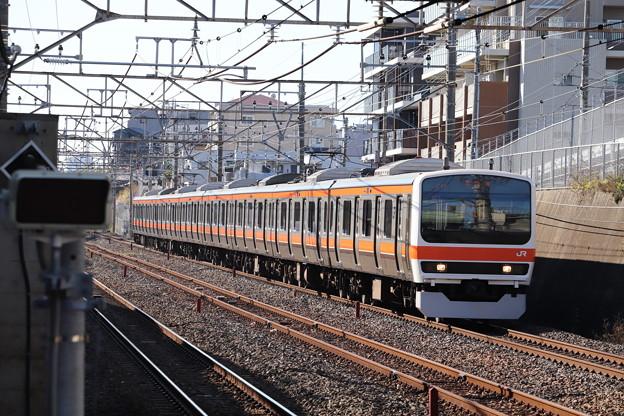武蔵野線 209系500番台ケヨM81編成