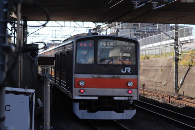 武蔵野線 205系5000番台ケヨM25編成