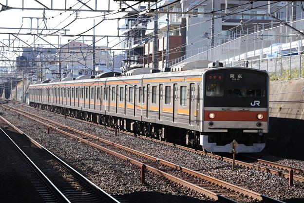 武蔵野線 205系5000番台ケヨM21編成 (1)