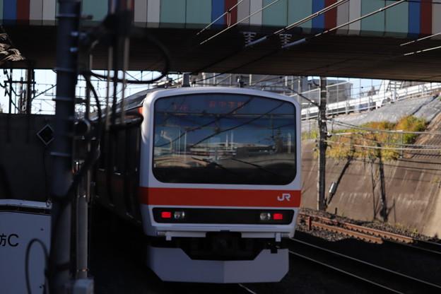 武蔵野線 209系500番台ケヨM77編成