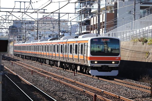 武蔵野線 E231系ケヨMU37編成